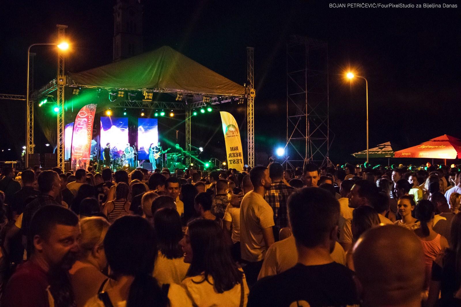 Bijeljina, BH Beer Fest 2019 Kasarna Vojvoda Stepa Stepanović