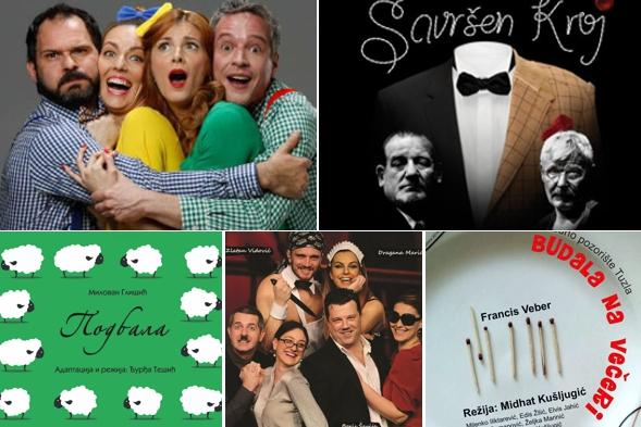 Bijeljina, Dani komedije Centar za kulturu Semberija