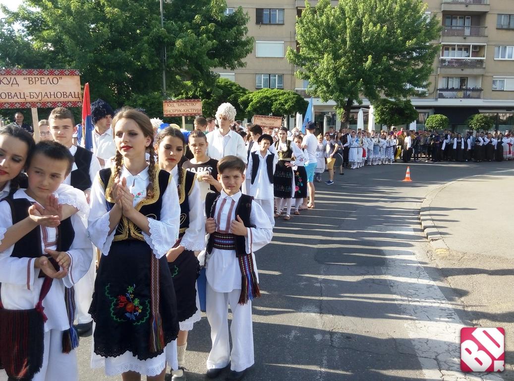 Bijeljina, Festival dječijeg i omladinskog folklora Etno selo Stanišići