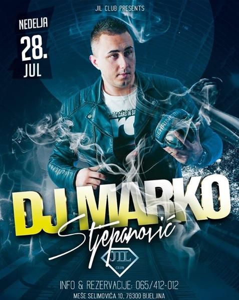DJ Marko Stjepanović