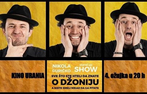 Bijeljina, Nikola Đuričko Stand Up Show