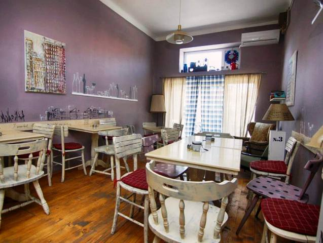 Bijeljina, Meraklije (tamburaši) Kafe bar Smokvica