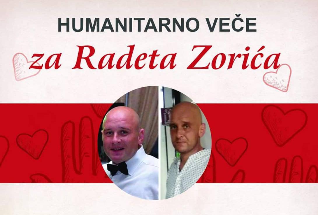 Bijeljina, Humanitarno veče za Radeta Zorića CZK Semberija
