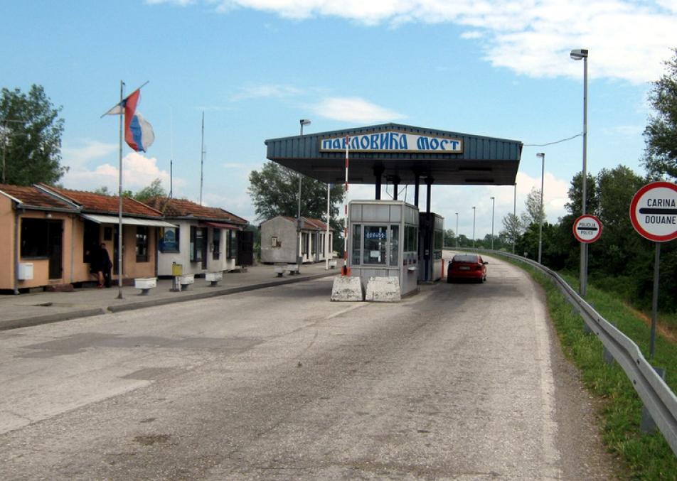 MGP Popovi: državljanin BiH lišen slobode i otkriven falsifikovan broj šasije
