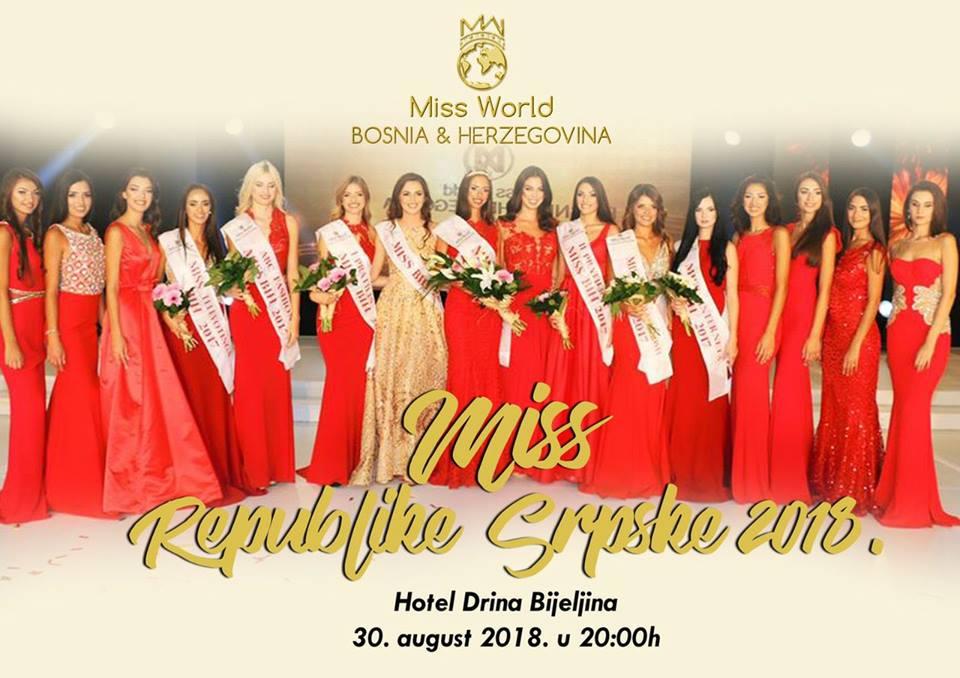 FOTO Biraju najljepšu - Večeras u hotelu Drina izbor za Miss RS