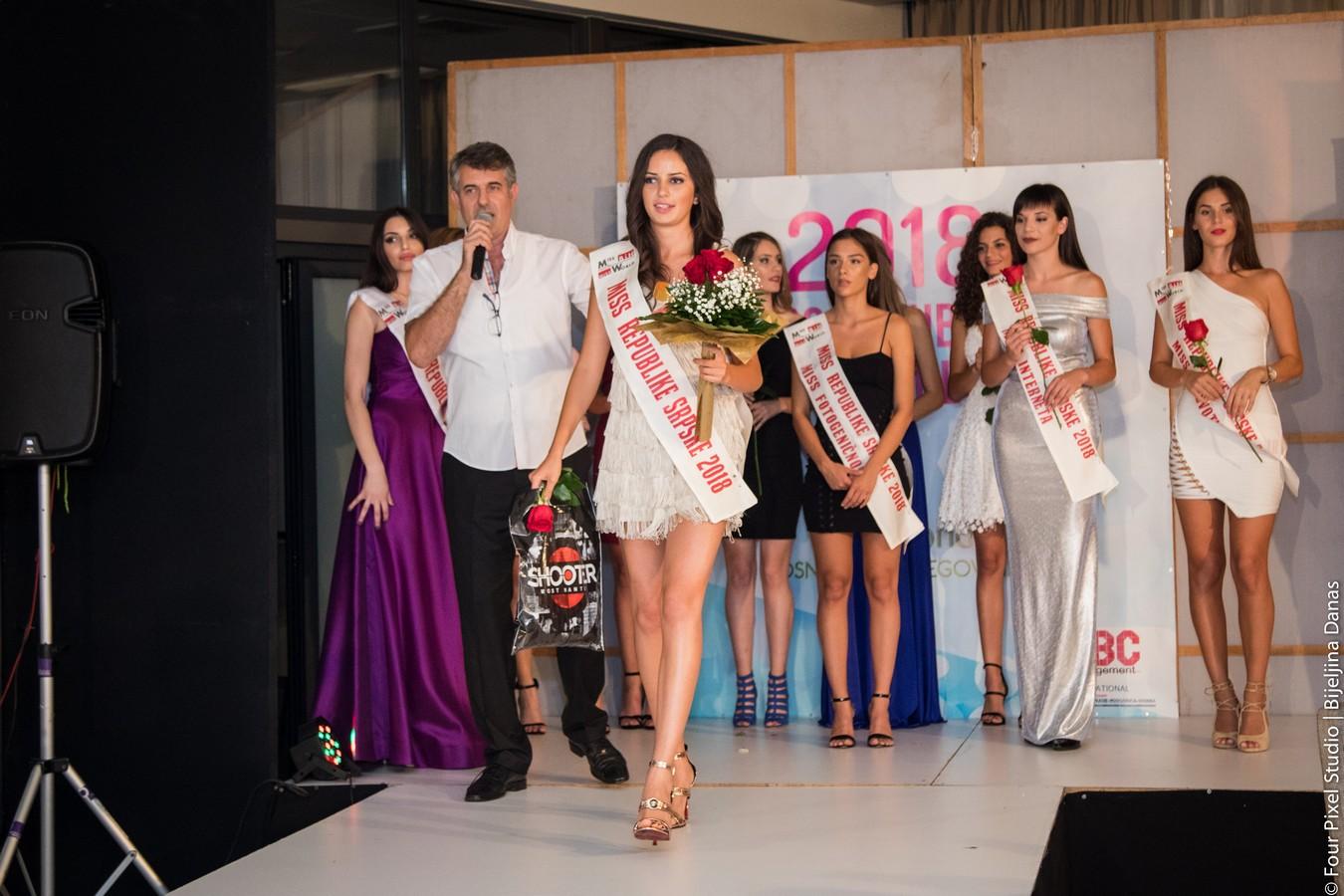 FOTO U Bijeljini izabrana Miss RS, Jelena Škrbić najljepša