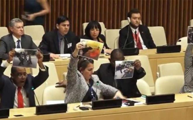 Incident u UN: Kuba i SAD u sukobu