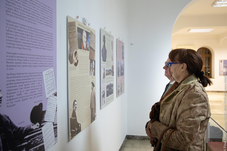 FOTO Izložbe o knezu Ivi od Semberije i Isidoru Bajiću u bijeljinskom Muzeju