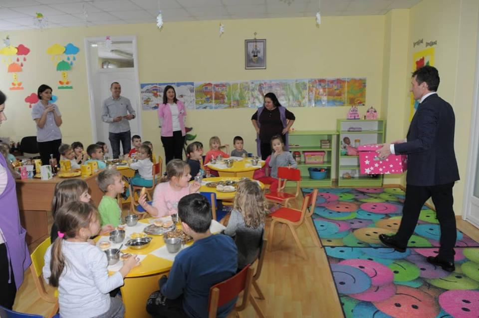 FOTO Druženje uz čaj sa načelnikom Opštine