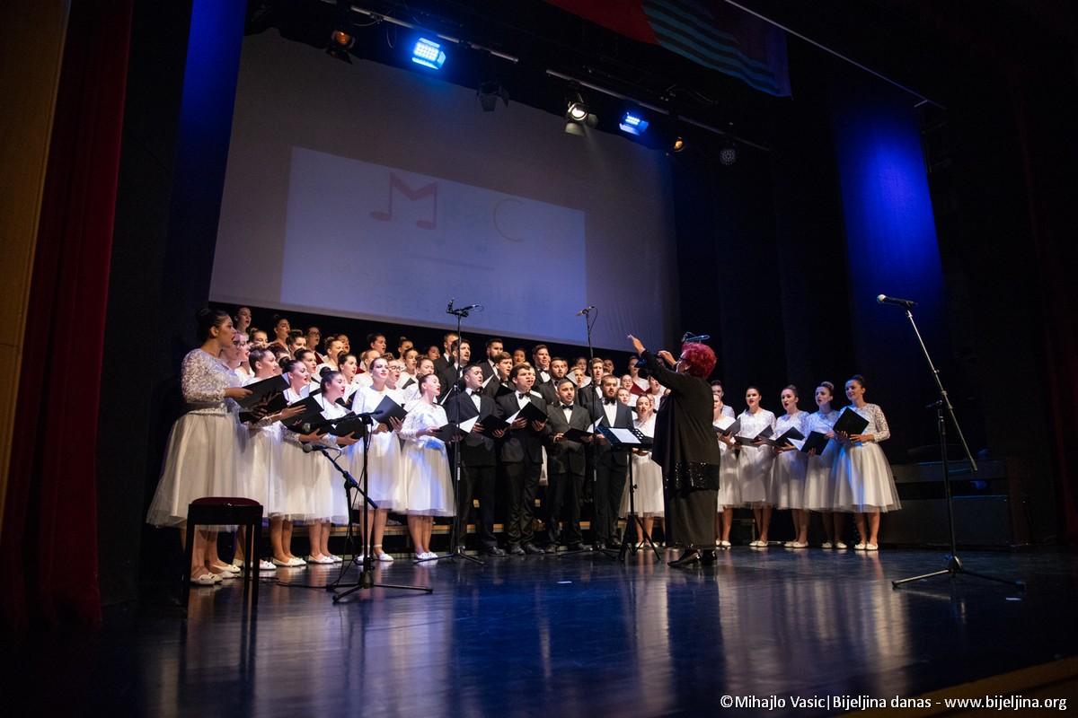 "FOTO Koncert ""Srbadije"" na početku Festivala"