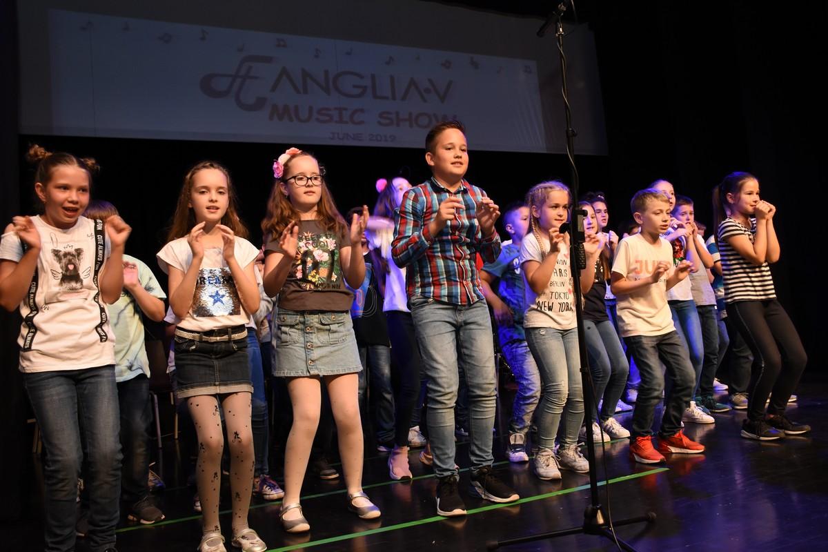 FOTO Anglia music show