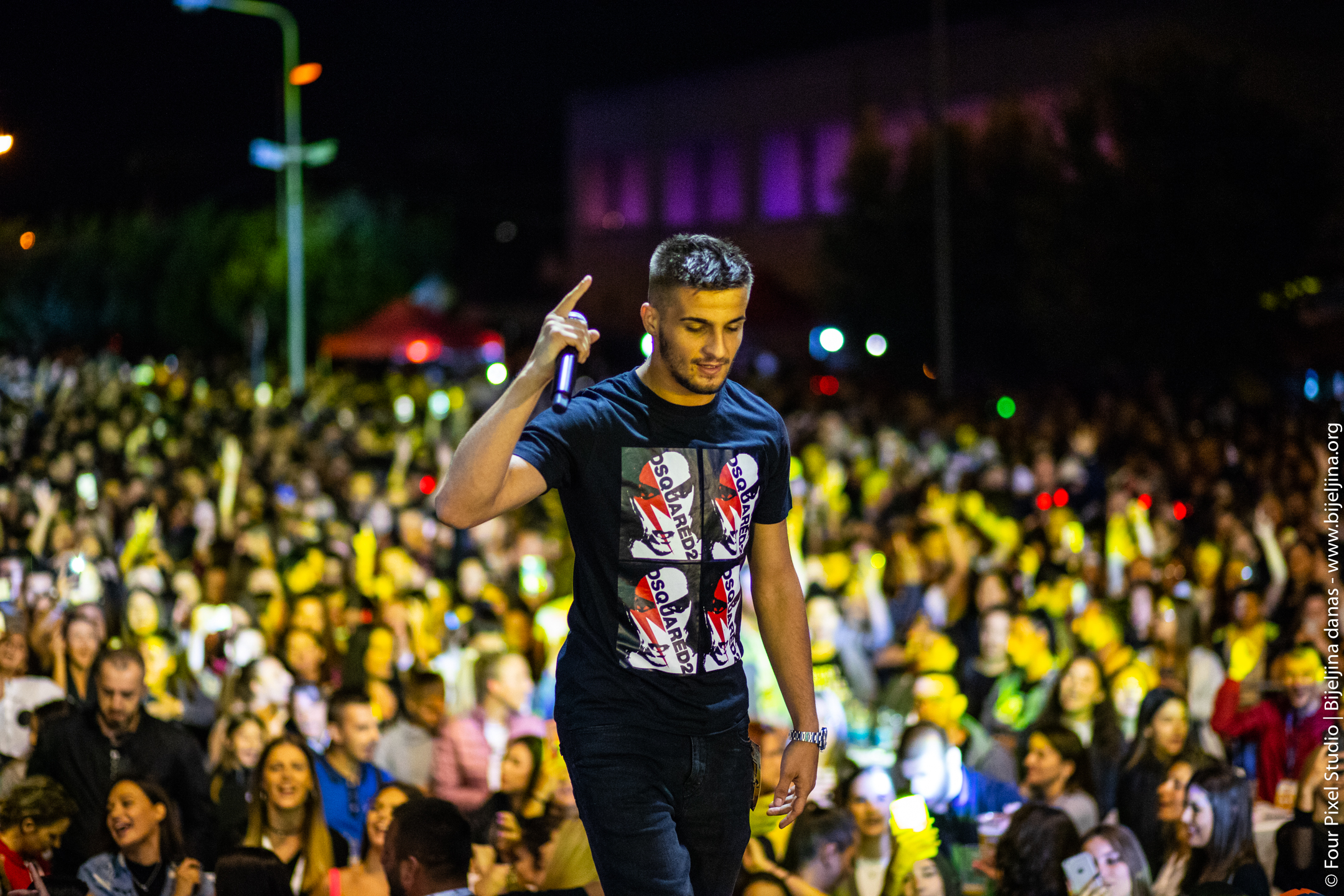 VIDIMO SE DOGODINE!: Nastupom Lapsus benda završen deveti BH Beer Fest FOTO