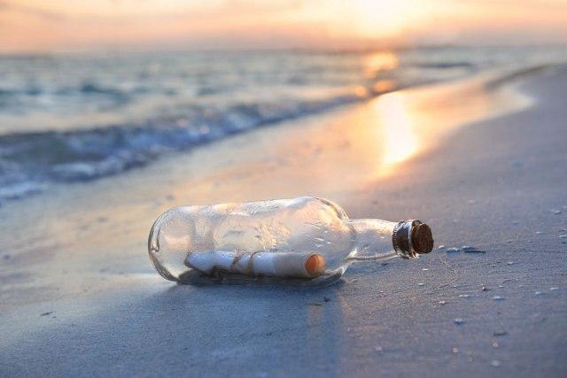 "Poruka u boci stara pola veka: ""Okean ne miruje"""