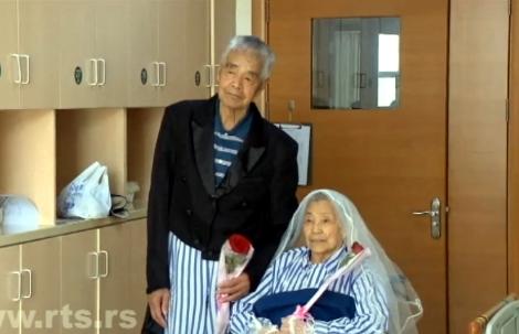 Svadbeno slikanje 65 godina posle venčanja