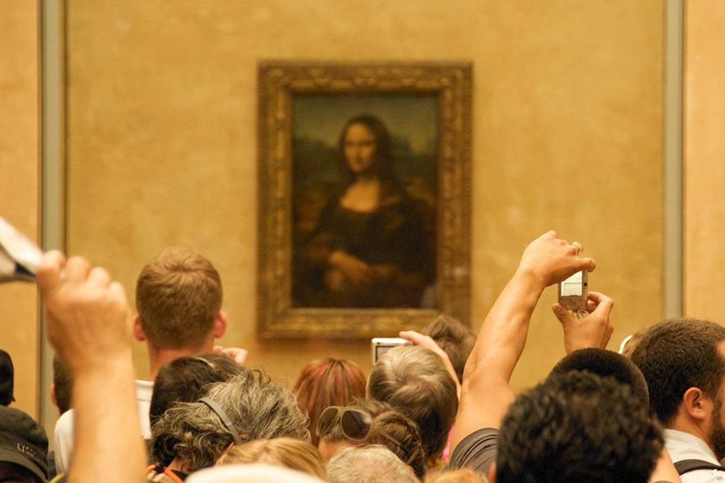 """Vrijeme za gledanje """"Mona Lize"""" prekratko"""