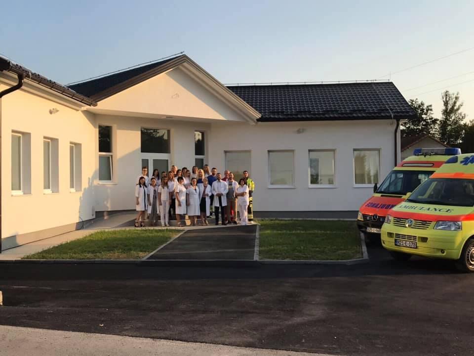 Završen projekat Doma zdravlja Lopare vrijedan 400.000 KM