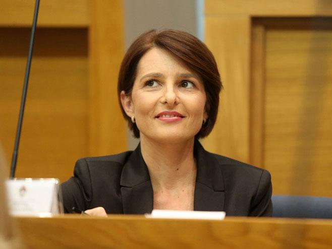 Gašićeva zvanično ministar u Vladi RS