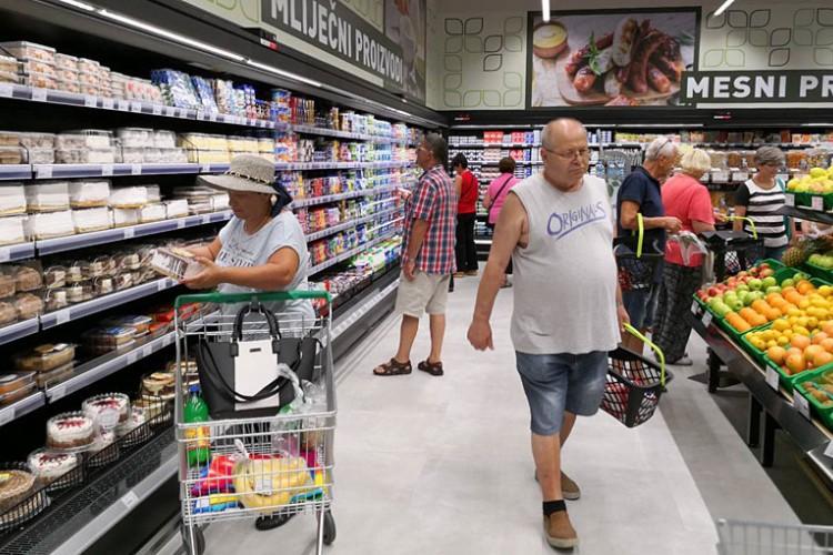 Sve više stranaca u BiH radi kupovine