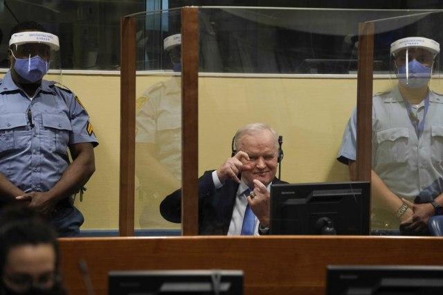 Ratko Mladić osuđen na doživotnu kaznu zatvora