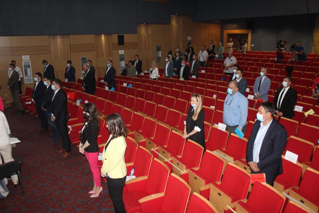 U utorak nastavak pete sjednice Skupštine Grada