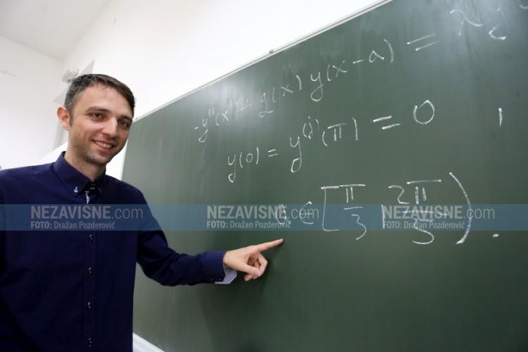 Mladi matematičar iz Srpske osporio rezultat ruskog naučnika