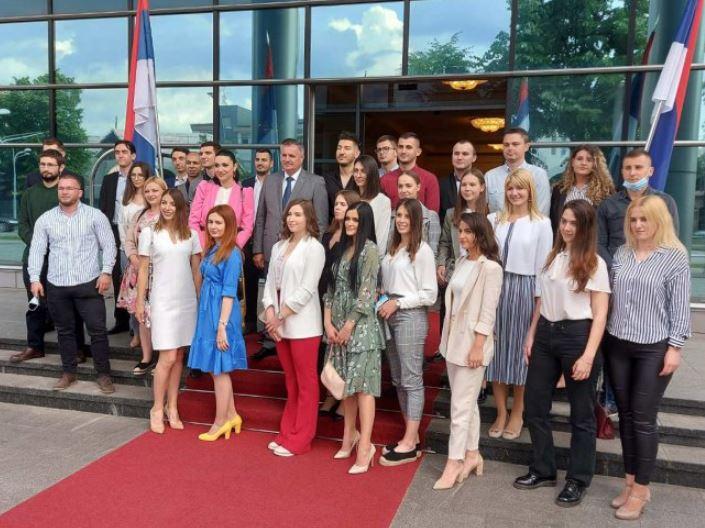 Nagrađeni studenti generacije dva javna univerziteta u Srpskoj