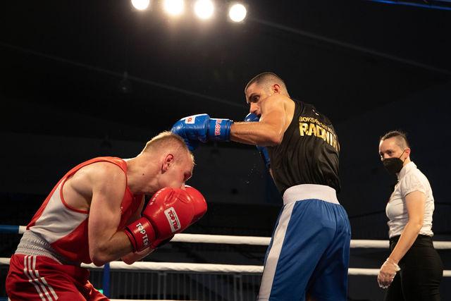 Radnikovi bokseri izvukli maksimum u prvom meču Regionalne lige