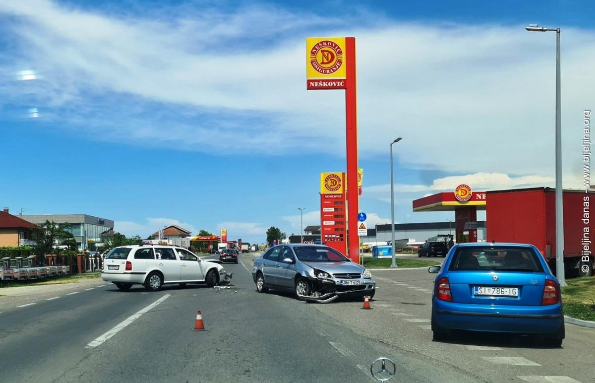 Udes u Gojsovcu, saobraćaj normalizovan