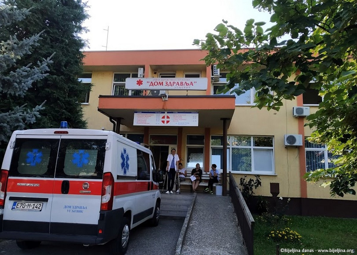 DZ Ugljevik: Protiv virusa korona vakcinisano 1.550 građana