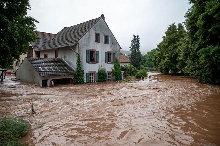 Alarmantno otkriće: Katastrofalne poplave mogle bi mnogo češće da pogađaju Evropu
