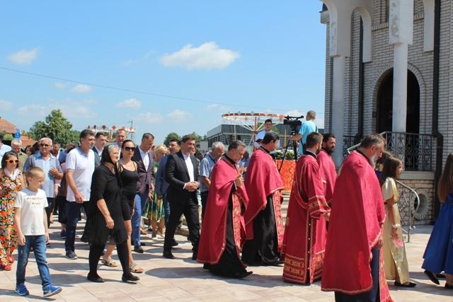 Hram Velikomučenika Prokopija obilježio Krsnu slavu FOTO