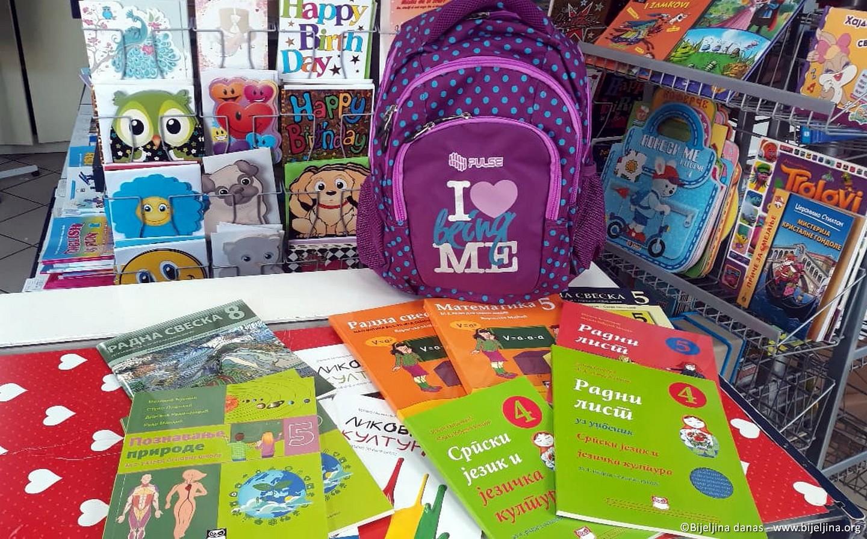 Vlada RS: Besplatni udžbenici i za učenike trećih i četvrtih razreda