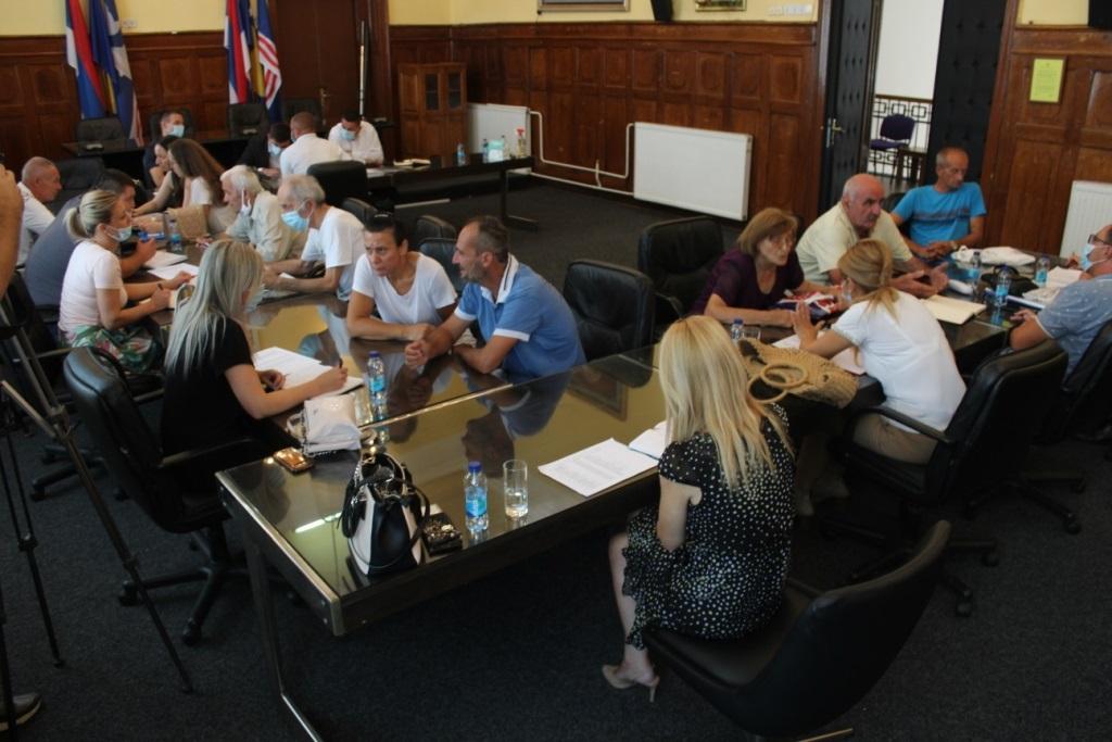 Sedmi Dan otvorenih vrata u Gradskoj kući i prilika za neposredan razgovor sa građanima