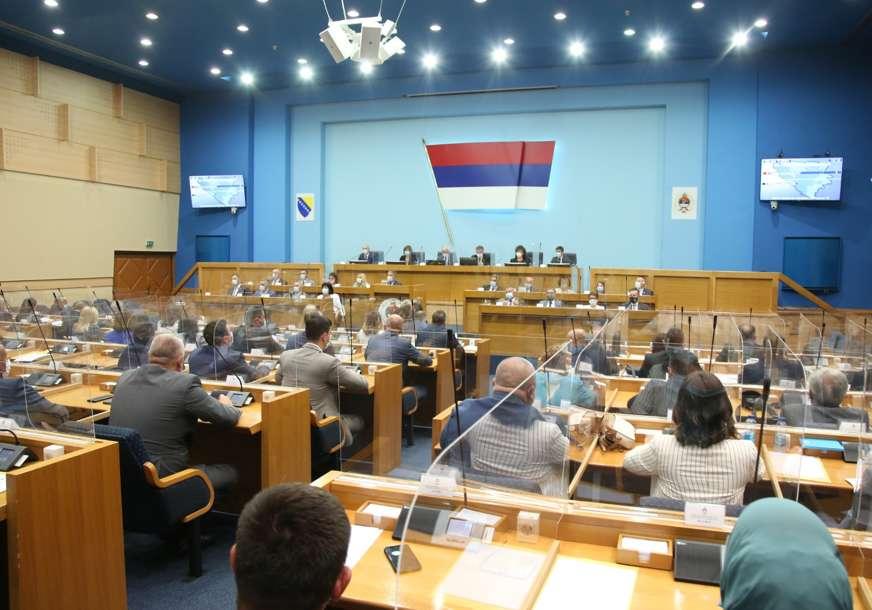Počela posebna sjednica Narodne skupštine Republike Srpske