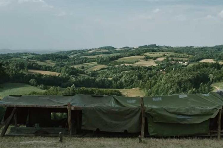 VIDEO Objavljeni prvi kadrovi filma i serije Oluja
