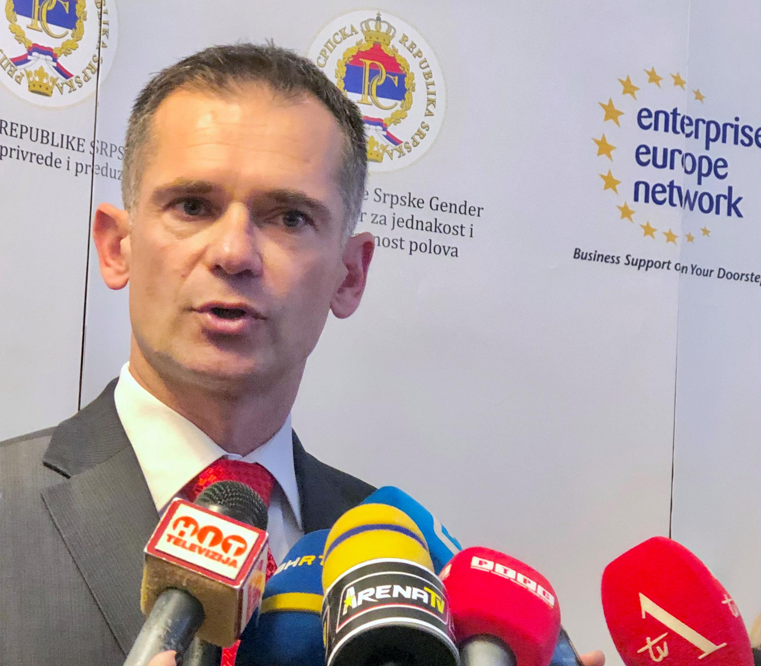 Lajić u Bijeljini: Žensko preduzetništvo veoma razvijeno u Srpskoj