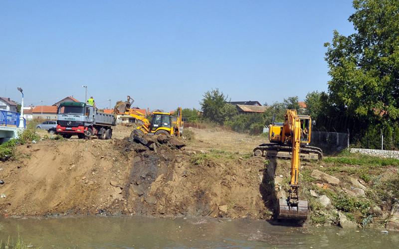 Stvoreni uslovi za početak eksproprijacije zemljišta za Drinski nasip