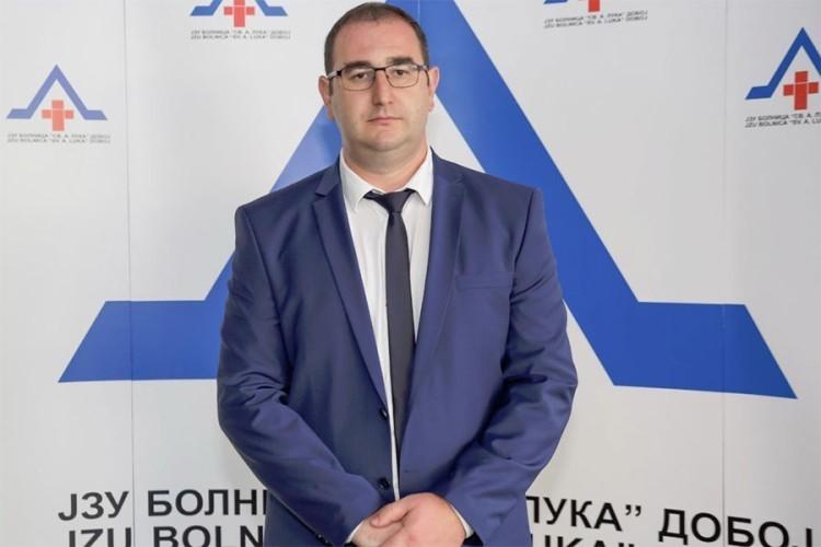 Direktoru dobojske bolnice odbijena žalba, ostaje u pritvoru