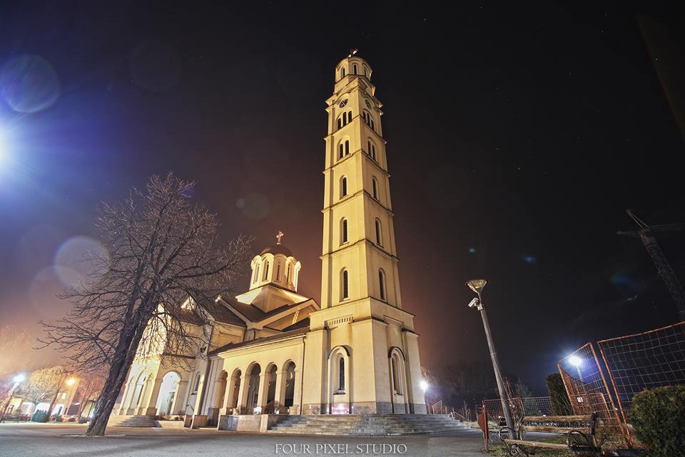 Dar episkopa Fotija Sabornom hramu u Bijeljini