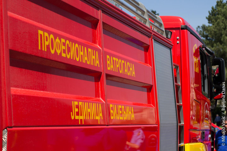 Požar u ulici Svetozara Ćorovića, nastradala jedna osoba
